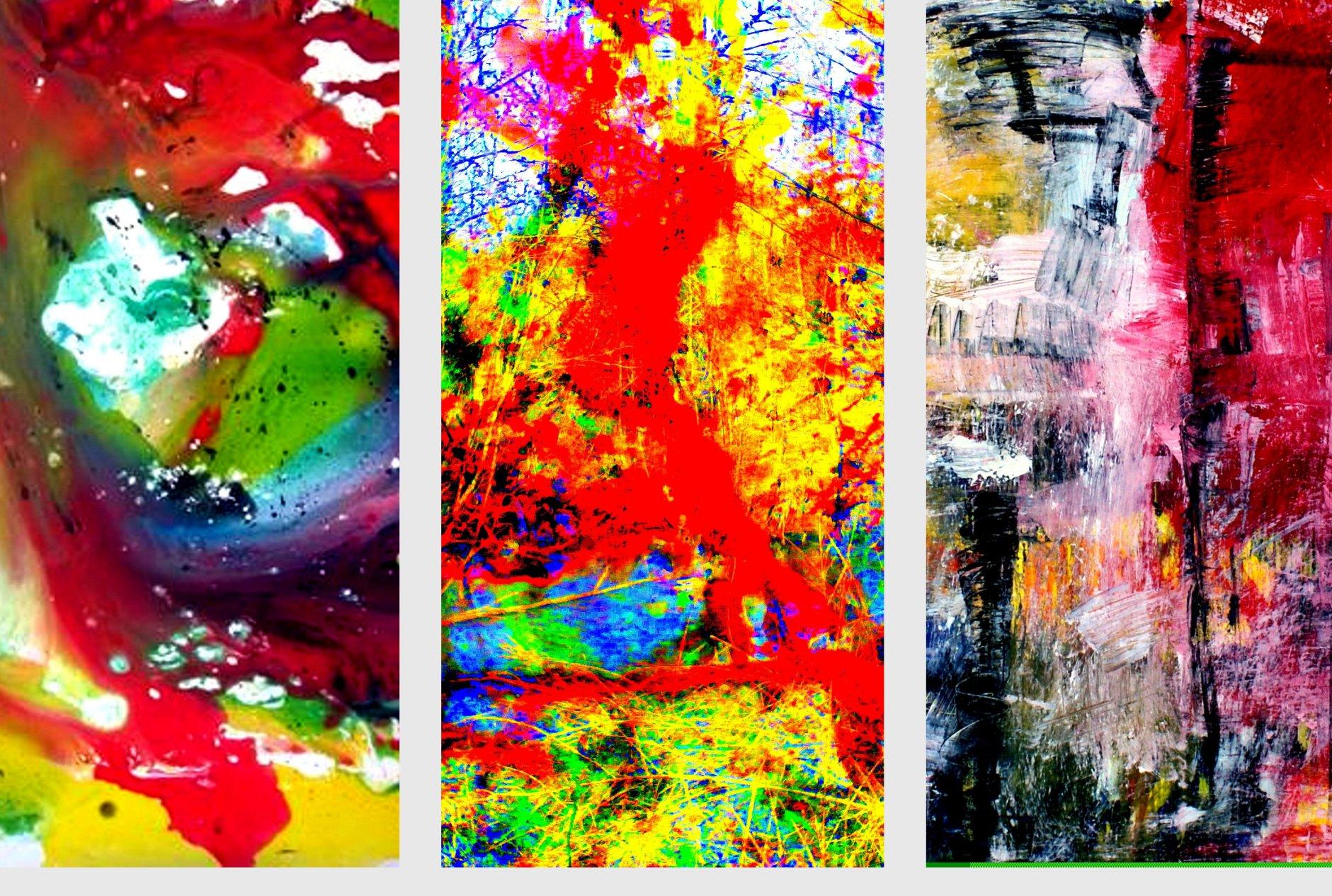 Moderne abstrakte kunst acryl malerei kaufen im onlineshop von lee eggstein lee eggstein architektur malerei fotografie bildergrößen von mini