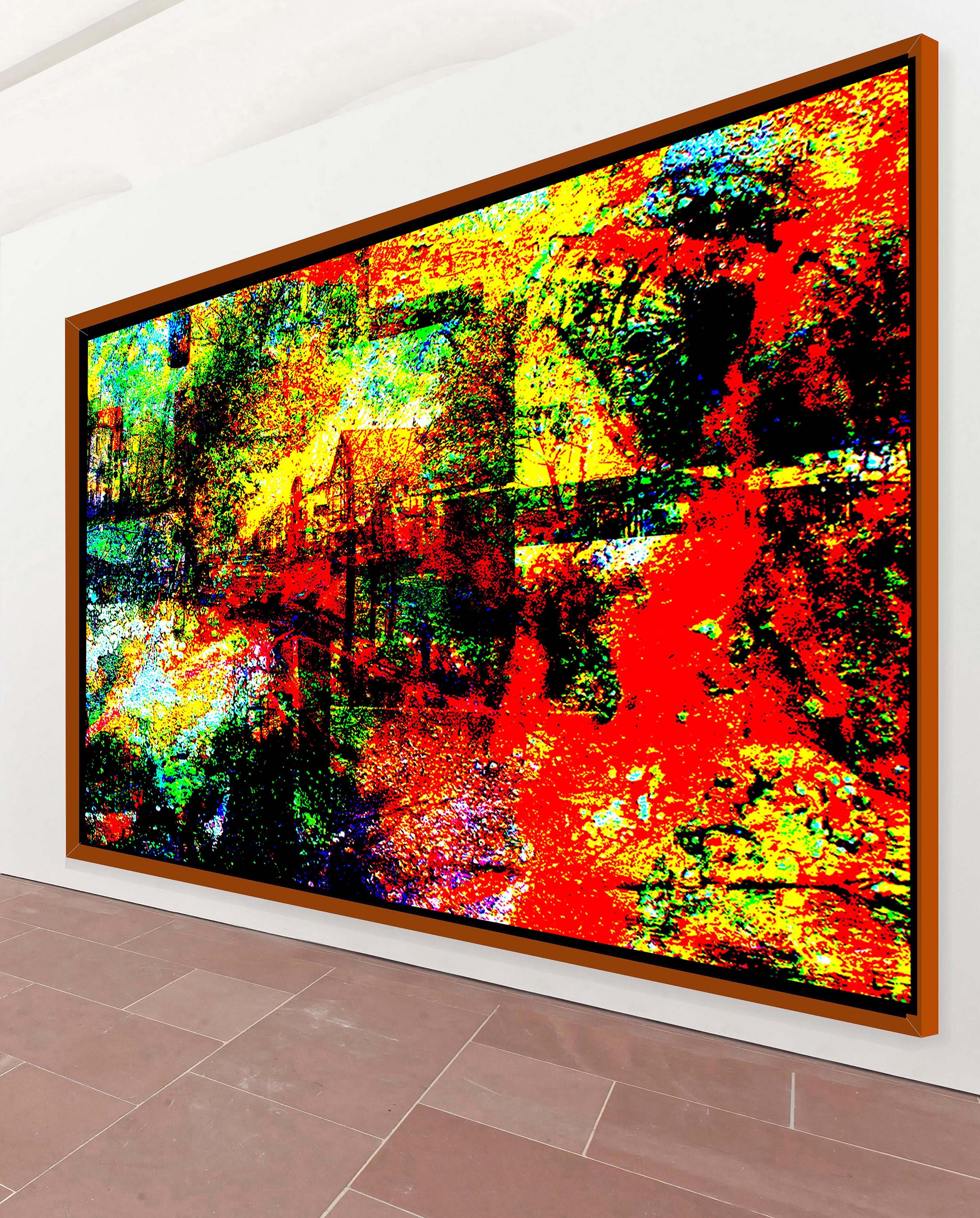 Abstrakte,moderne Kunst Der Malerei / Fotografie /Natur / Architektur /  Menschen / Lee Eggstein | Lee Eggstein Firmenportraitierung U.