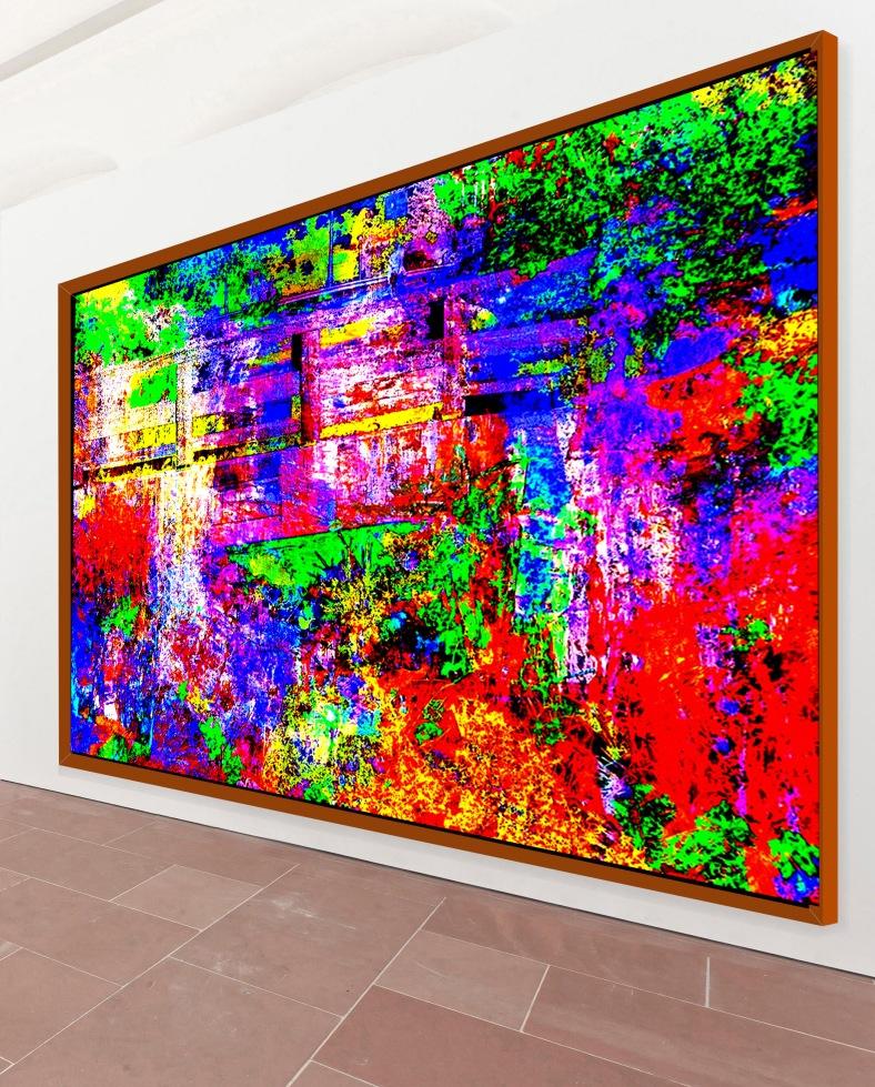 Atemberaubend abstrakte,moderne Kunst der Malerei, Fotografie im Onlineshop von #GD_72